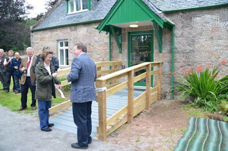The Glen Tanar Charitable Trust